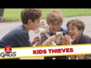 Monopoly Kids Thieves